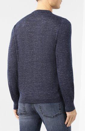 Пуловер из кашемира и шелка | Фото №4