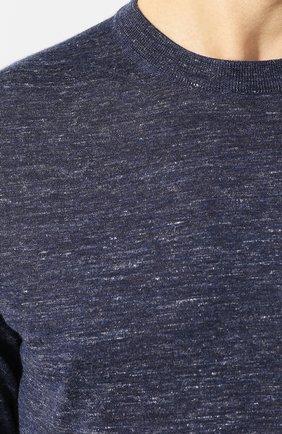 Пуловер из кашемира и шелка | Фото №5