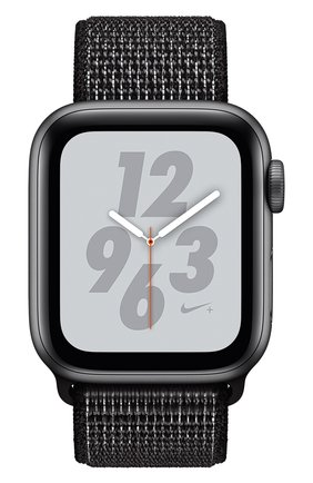 Смарт-часы Apple Watch Nike+ Series 4 GPS 40mm Space Gray Aluminium Case with Black Nike Sport Loop | Фото №2