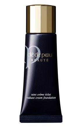 Женское тональное средство с эффектом естественного сияния, оттенок o10 CLÉ DE PEAU BEAUTÉ бесцветного цвета, арт. 11972CP | Фото 1