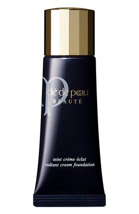 Женское тональное средство с эффектом естественного сияния, оттенок o30 CLÉ DE PEAU BEAUTÉ бесцветного цвета, арт. 11974CP | Фото 1