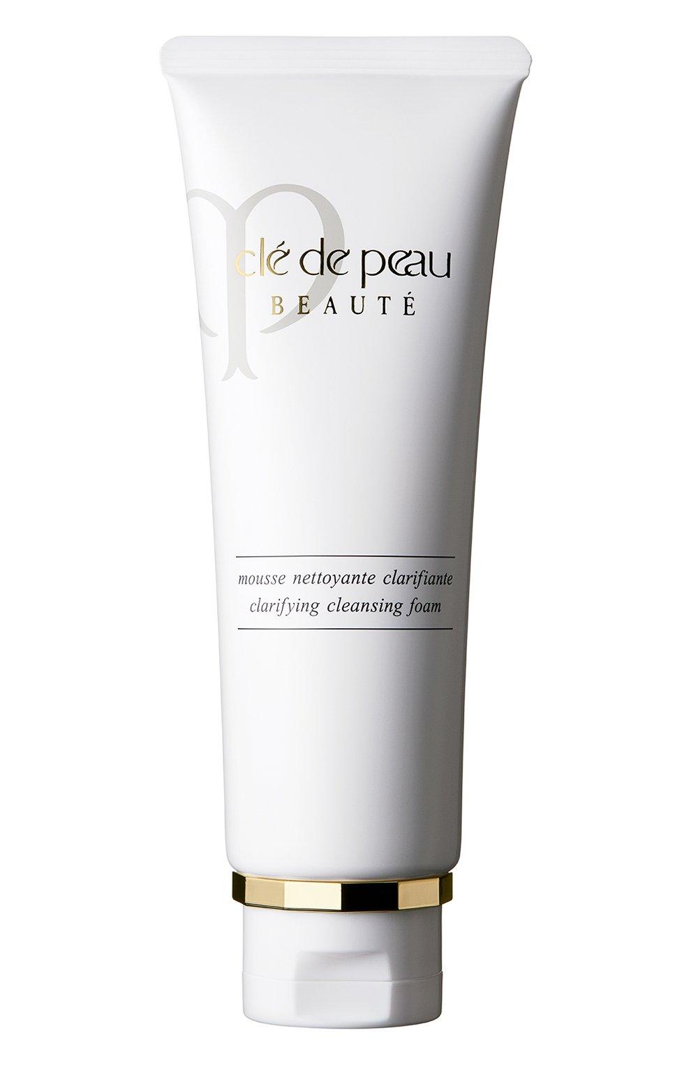 Освежающая очищающая пенка CLÉ DE PEAU BEAUTÉ бесцветного цвета, арт. 13226CP | Фото 1