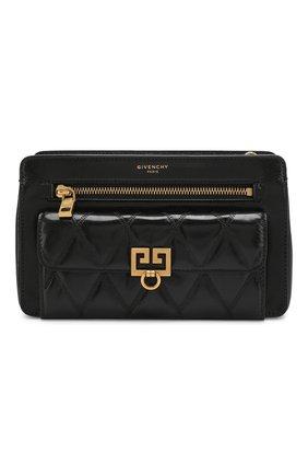Женская сумка pocket GIVENCHY черного цвета, арт. BB5059B08Z | Фото 1