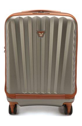 Дорожный чемодан Uno DLX на колесиках | Фото №1