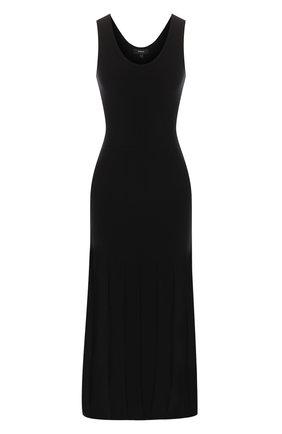 Платье-миди из вискозы | Фото №1
