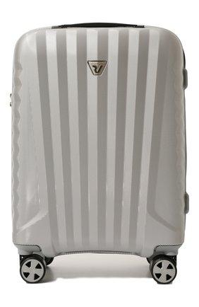 Женский дорожный чемодан premium 2.0 RONCATO серебряного цвета, арт. 54630225 | Фото 1