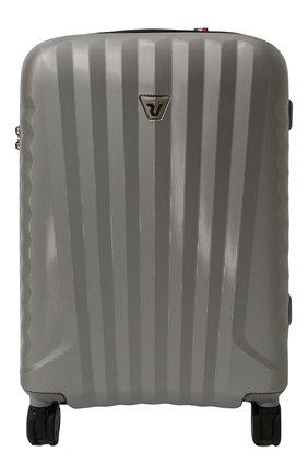 Женский дорожный чемодан premium 2.0 RONCATO серебряного цвета, арт. 54640225 | Фото 1