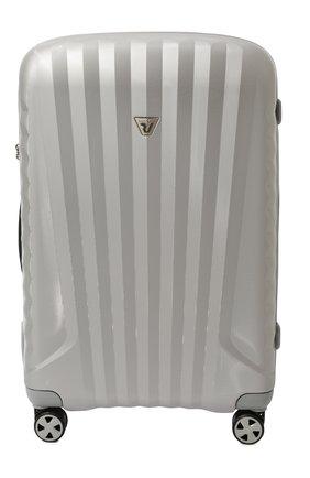 Женский дорожный чемодан premium 2.0 RONCATO серебряного цвета, арт. 54650225 | Фото 1