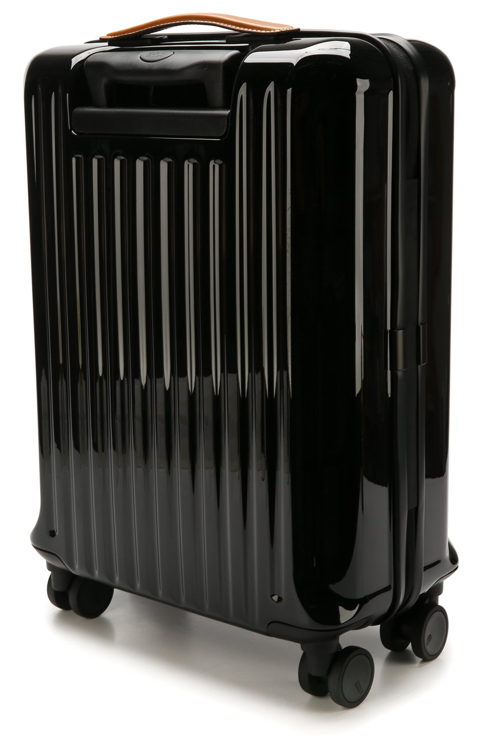 Женский дорожный чемодан capri  BRIC`S черного цвета, арт. BRK08027   Фото 2