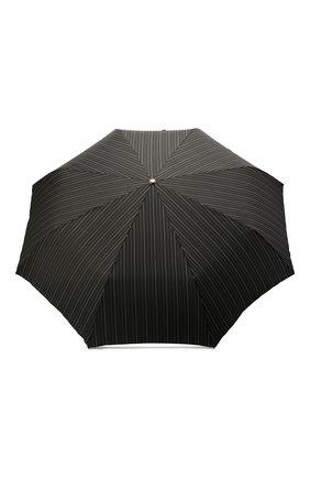 Мужской складной зонт DOPPLER темно-серого цвета, арт. 74367 N 2 | Фото 1