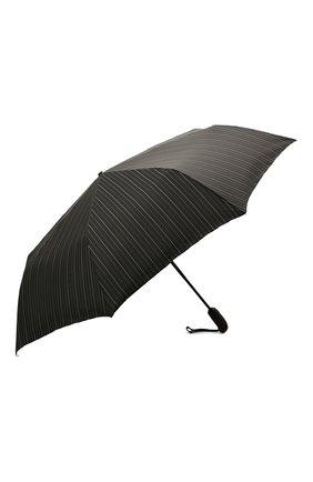 Мужской складной зонт DOPPLER темно-серого цвета, арт. 74367 N 2 | Фото 2