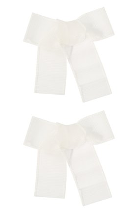 Детская комплект из двух лент ribbon JUNEFEE белого цвета, арт. 5541 | Фото 1