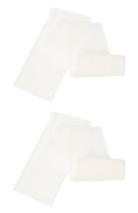 Детская комплект из двух лент ribbon JUNEFEE белого цвета, арт. 5541 | Фото 2