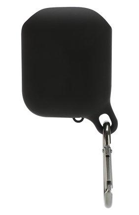 Чехол для airpods с карабином ELAGO черного цвета, арт. EAPWF-BK   Фото 2 (Статус проверки: Проверена категория)