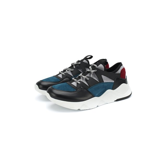 Комбинированные кроссовки Kiton — Комбинированные кроссовки