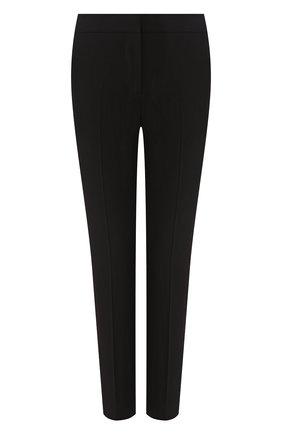 Женские брюки со стрелками ALEXANDER MCQUEEN черного цвета, арт. 536679/QME40 | Фото 1