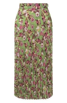 Плиссированная юбка   Фото №1
