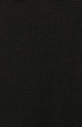 Мужские хлопковые носки BRIONI черного цвета, арт. 0VIM00/07Z01 | Фото 2