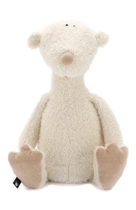 Детского игрушка полярный медведь SIGIKID белого цвета, арт. 38927 | Фото 1
