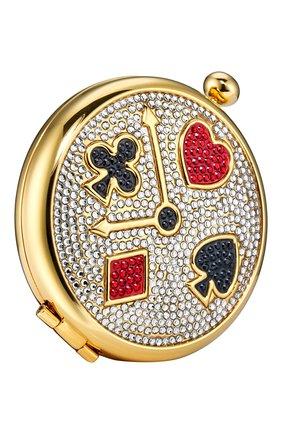 Компактная пудра Pocket Watch Compact | Фото №1