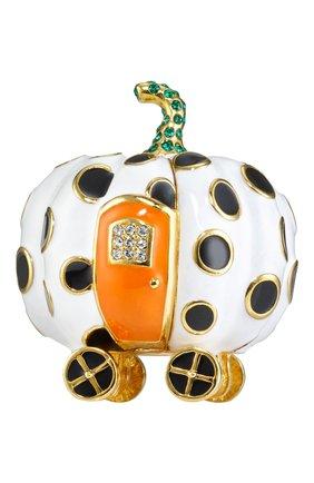 Твердые духи Cinderella Pumpkin Carriage Estée Lauder | Фото №1