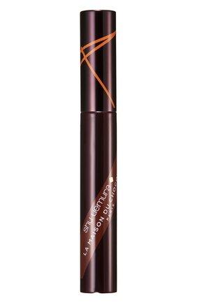 Женское тушь для бровей и ресниц brow unlimited, оттенок апельсин SHU UEMURA бесцветного цвета, арт. 4935421670111 | Фото 1