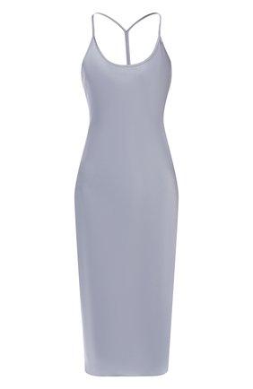 Платье с открытыми плечами | Фото №1