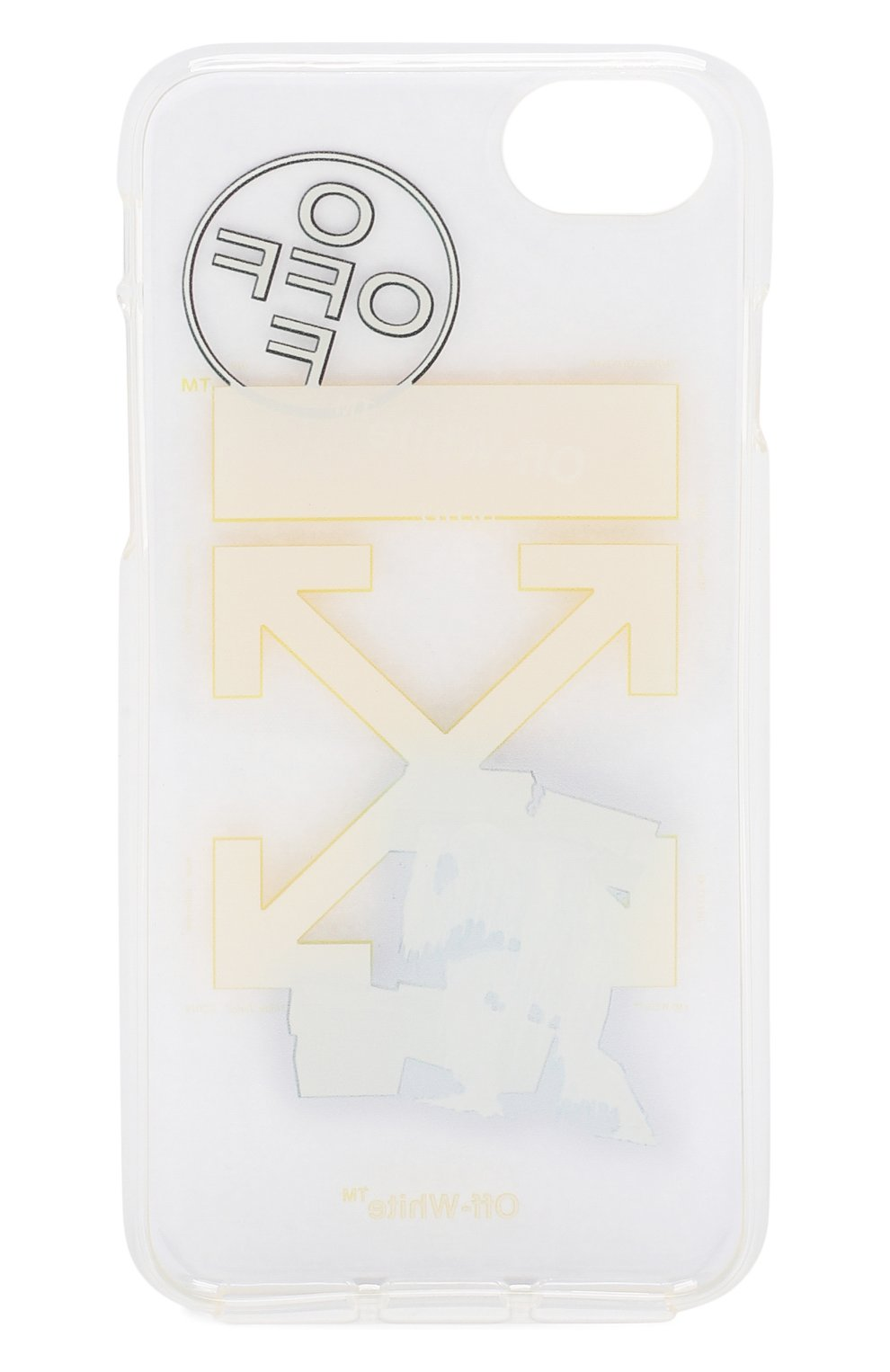 Чехол для iPhone 8 Off-White  | Фото №2