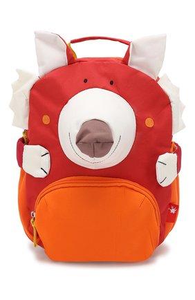 Детская рюкзак лис SIGIKID разноцветного цвета, арт. 24919 | Фото 1