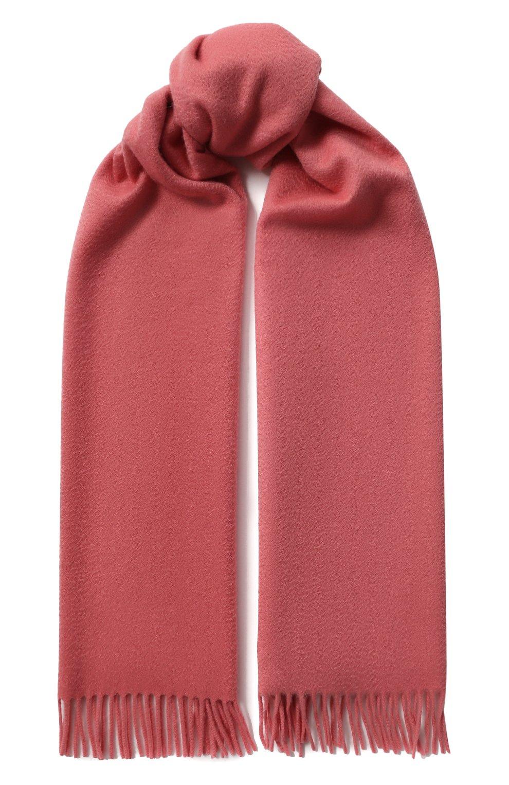 Кашемировый шарф Grande Unita с бахромой | Фото №1