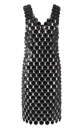 Платье-кольчуга без рукавов | Фото №1