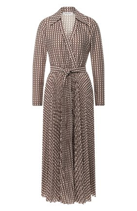 Платье-миди с поясом   Фото №1