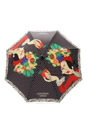 Зонт-трость с принтом | Фото №1