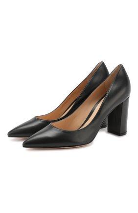 Кожаные туфли Piper 85 | Фото №1