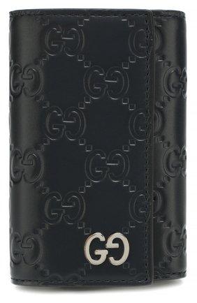 Кожаный футляр для ключей Dorian | Фото №1
