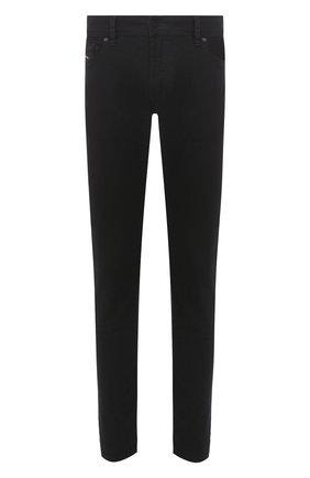 Мужские джинсы DIESEL черного цвета, арт. 00S7VG/069EI | Фото 1