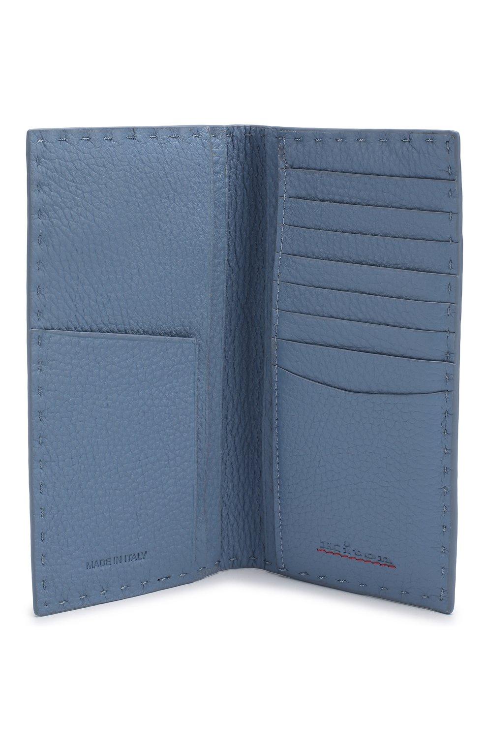 Мужские кошельки и портмоне Kiton по цене от 37 800 руб. купить в интернет-магазине  ЦУМ 2ad0f3a69d8