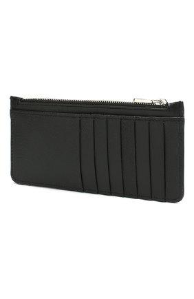 Мужской кожаный футляр для кредитных карт DOLCE & GABBANA черного цвета, арт. BP2172/AZ601 | Фото 2