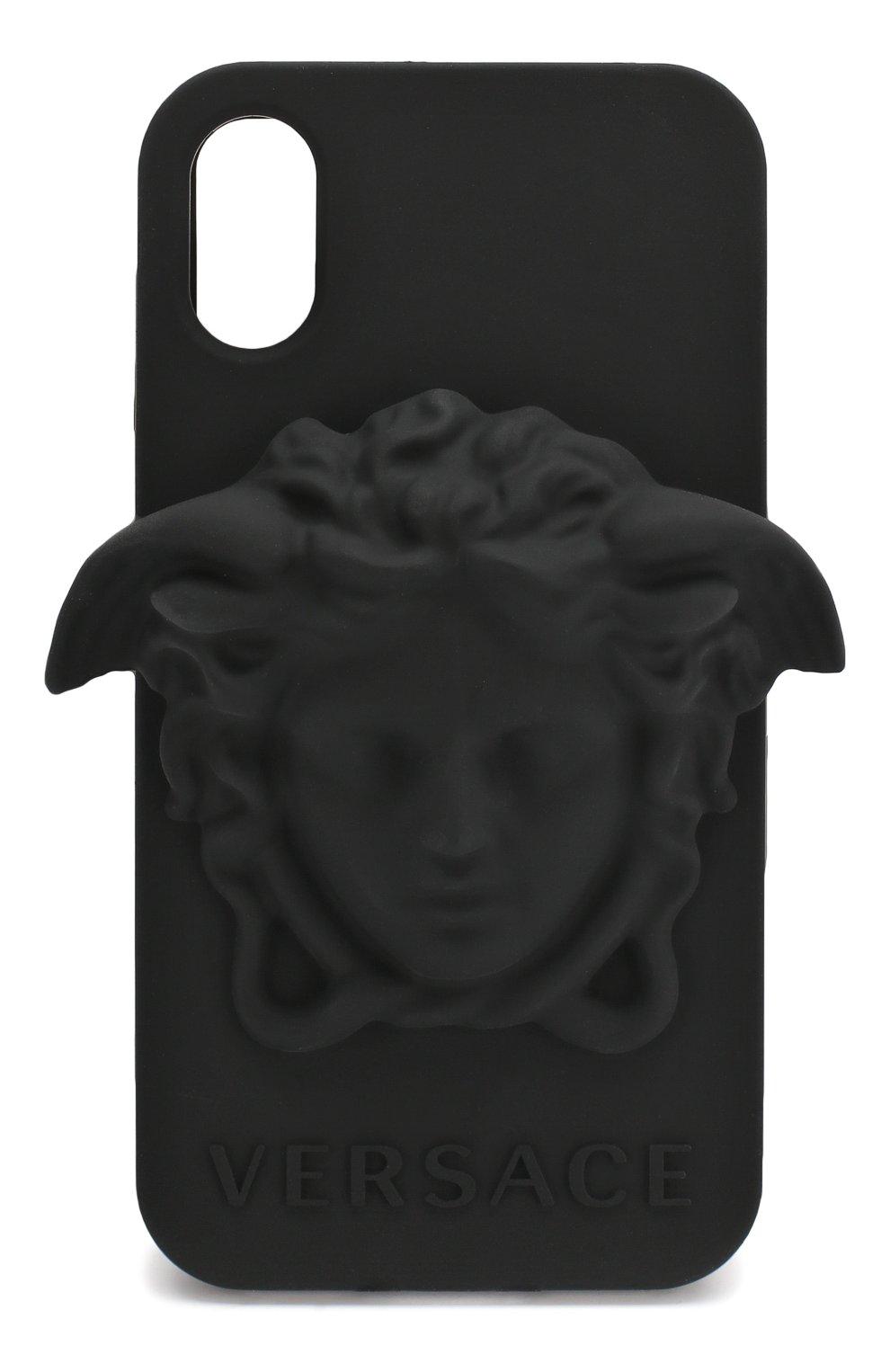 Чехол для iPhone X Versace  | Фото №1
