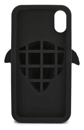 Чехол для iPhone X Versace  | Фото №2