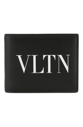 Кожаное портмоне VLTN Valentino Garavani | Фото №1