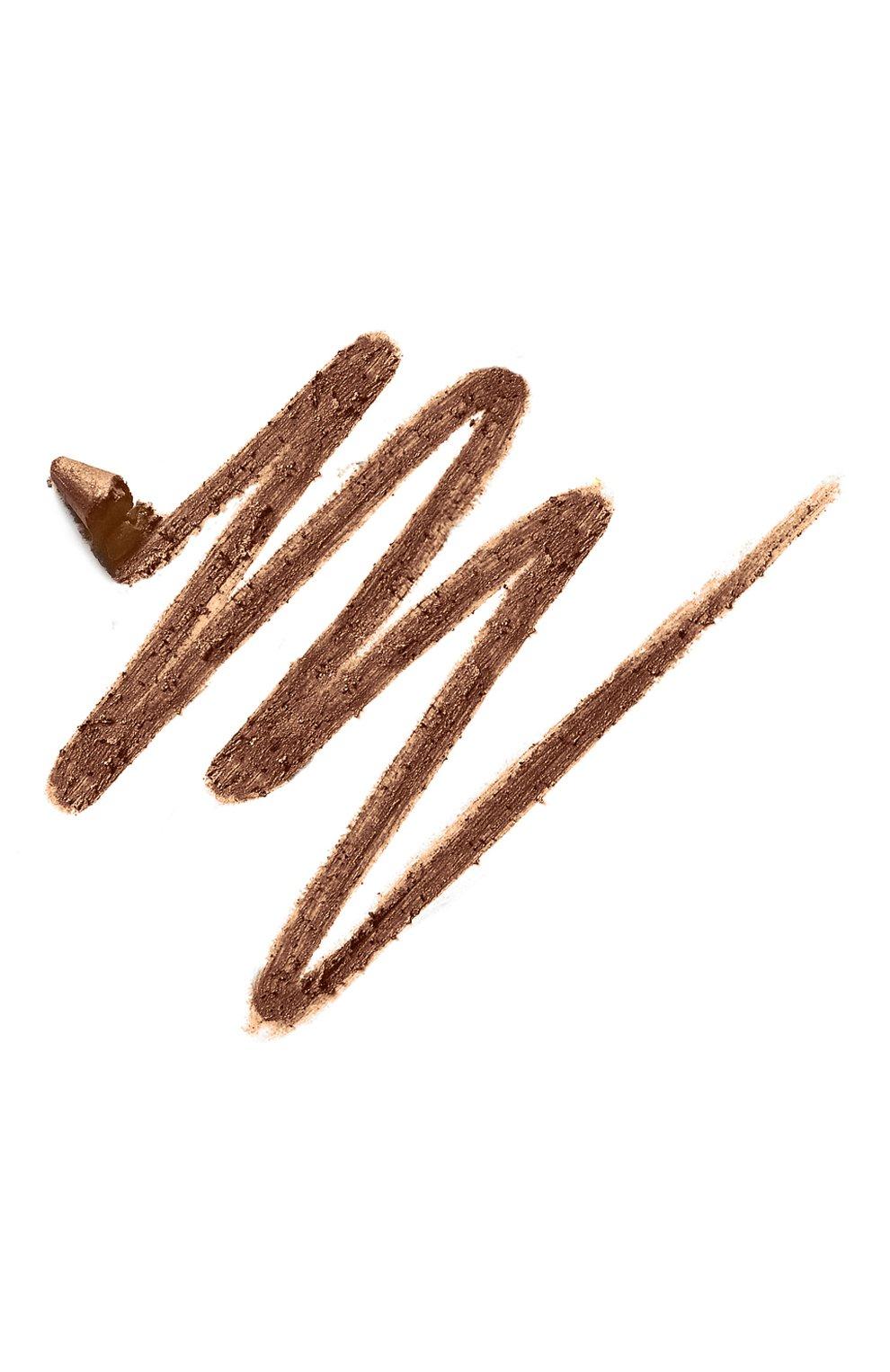 Женский карандаш для глаз, оттенок 2 coffee DOLCE & GABBANA бесцветного цвета, арт. 3024435DG | Фото 2