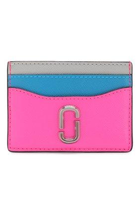 Кожаный футляр для кредитных карт Fluorescent Snapshot | Фото №1