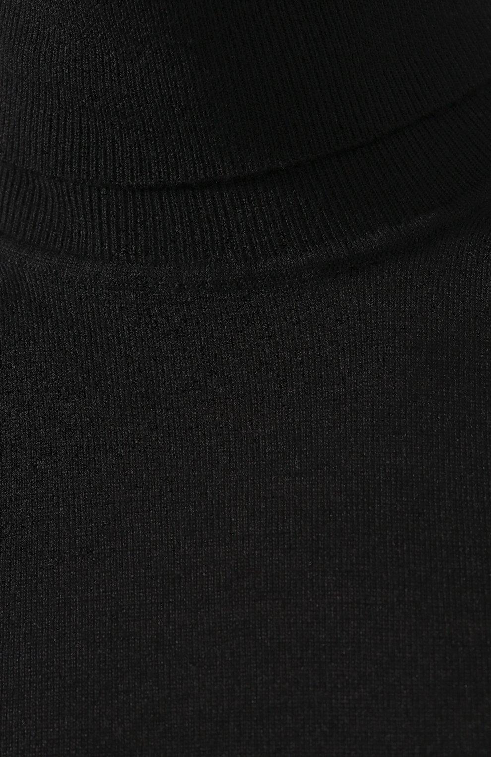 Джемпер из смеси шерсти и шелка | Фото №5