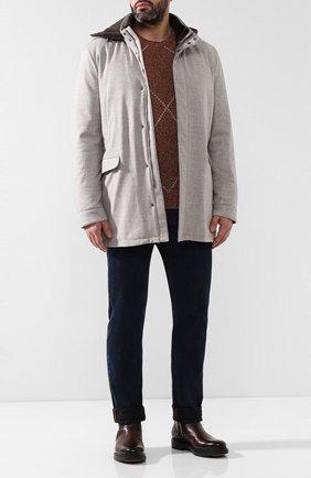 Куртка из смеси шерсти и кашемира | Фото №2