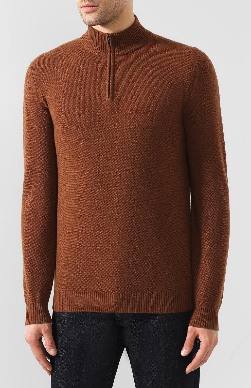 Кашемировый свитер  | Фото №3