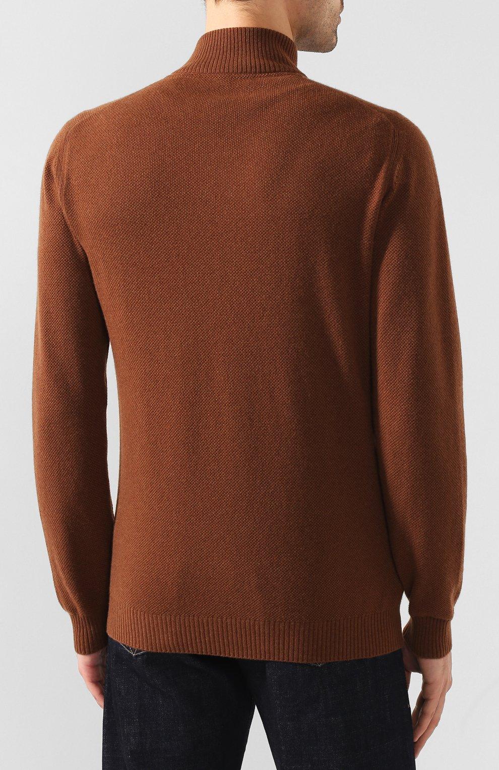 Кашемировый свитер  | Фото №4