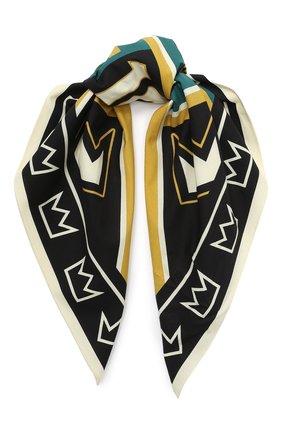 Хлопковый шарф   Фото №1