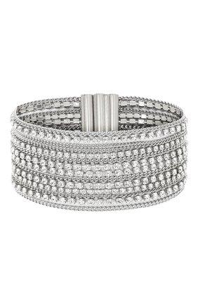 Женский браслет fit SWAROVSKI серебряного цвета, арт. 5421826 | Фото 1