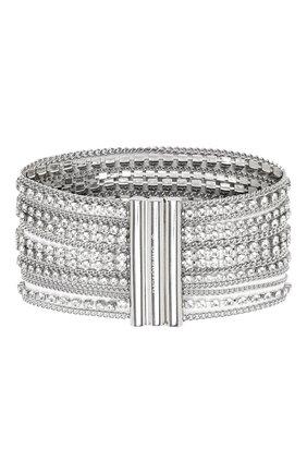 Женский браслет fit SWAROVSKI серебряного цвета, арт. 5421826 | Фото 2